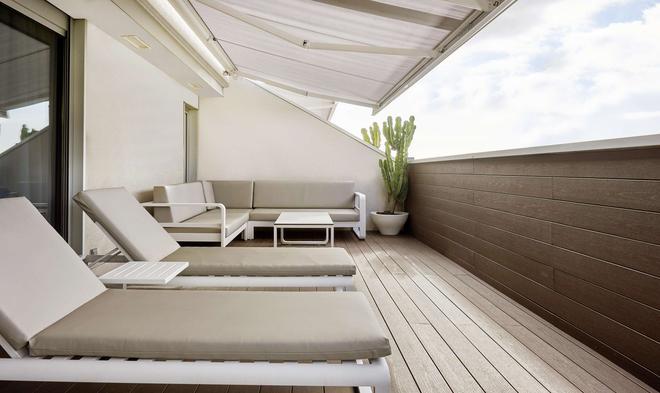 NH Sants Barcelona - Барселона - Балкон