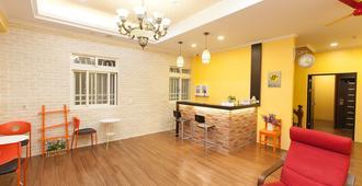 N. Castle Hotel - Yilan City - Sala de estar
