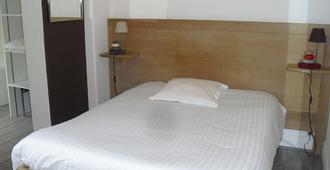 Hotel New York - נאנסי - חדר שינה