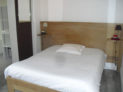 Hotel New York - Nancy - Makuuhuone