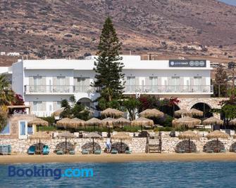 Golden Beach Hotel - Chrisi Akti - Gebouw
