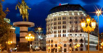 斯科普里萬豪酒店 - 斯科皮普里 - 建築