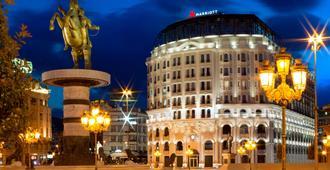 Skopje Marriott Hotel - סקופיה - בניין