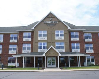 Country Inn & Suites by Radisson, Lansing, MI - Lansing - Gebäude