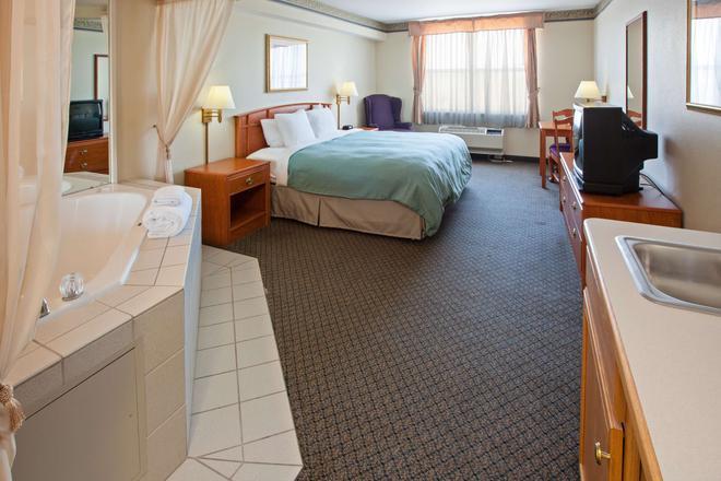 Country Inn & Suites by Radisson, Lansing, MI - Lansing - Phòng ngủ