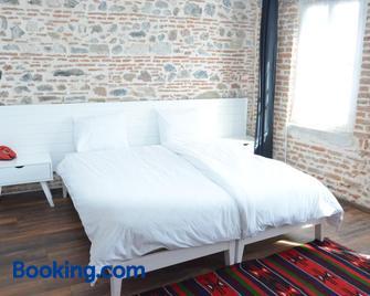 Old Bazaar Rooms - Korçë - Bedroom