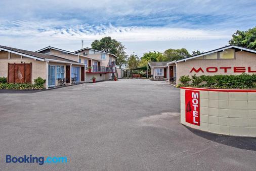 Tourist Court Motel - Whakatane - Κτίριο