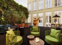 Hotel Sablon Bruges - Bruges - Patio