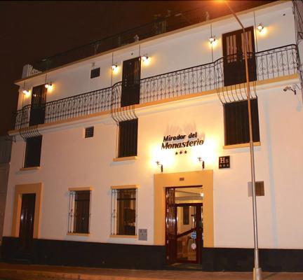 Mirador Del Monasterio - Arequipa - Edificio