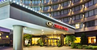 Crowne Plaza Portland Downtown Convention Center, An Ihg Hotel - Portland - Rakennus
