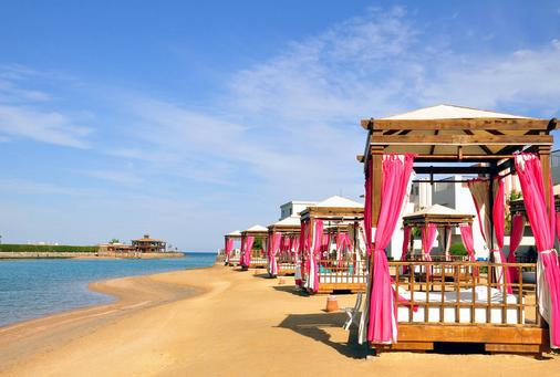 Sunrise Crystal Bay Resort - Hurghada - Ranta