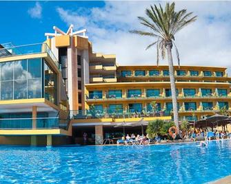 Sbh Club Paraiso Playa - Esquinzo - Building