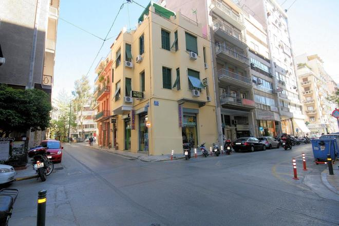 艾莉吉雅典飯店 - 雅典 - 室外景