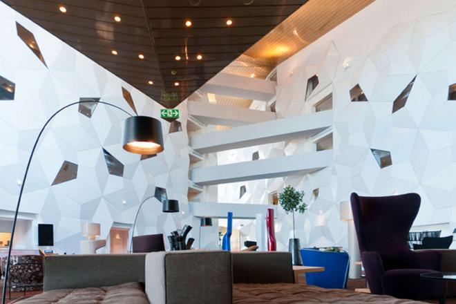 Clarion Hotel & Congress Trondheim - Trondheim - Lobby