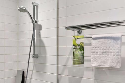 Clarion Hotel & Congress Trondheim - Trondheim - Bathroom