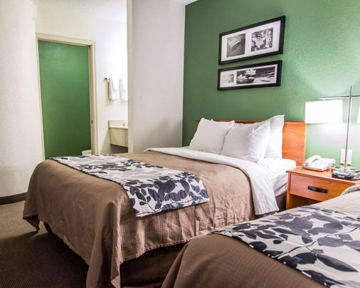 Sleep Inn - Louisville - Phòng ngủ