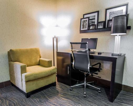 Sleep Inn - Louisville - Khu vực làm việc