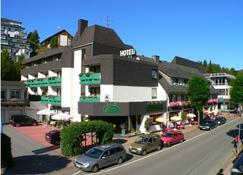 Hotel Central - Willingen (Hesse) - Rakennus