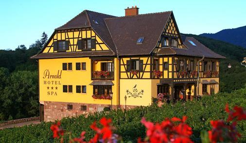 Hotel Arnold - Obernai - Building