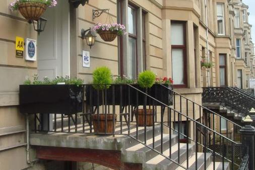 Argyll Guest House - Glasgow - Building