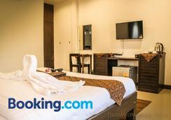 Thanawong Pool Villa - Sukhothai - Bedroom