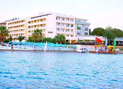 Tuntas Beach Hotel Altinkum - Didim - Buiten zicht