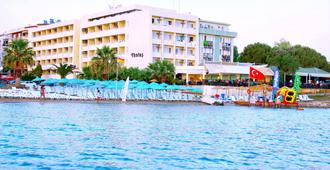 Tuntas Beach Hotel Altinkum - Didim - Edificio