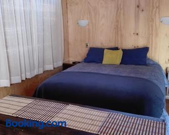 Cabaña Amor - Isla De Maipo - Bedroom