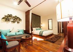 Lotus Blanc Resort - Siem Reap - Yatak Odası