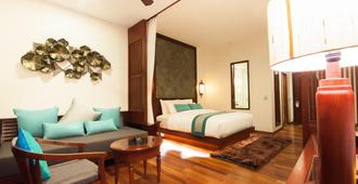 Lotus Blanc Resort - Siem Reap - Bedroom
