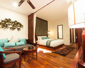 Lotus Blanc Resort - Siem Reap - Bedroom
