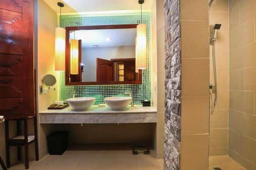 Lotus Blanc Resort - Siem Reap - Bathroom