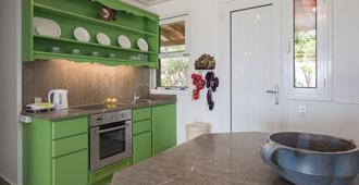 Glyfada Homes Resort - Corfu - Kitchen