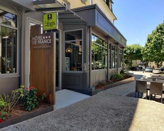 Hotel de France - Saint-Geniez-d'Olt-et-d'Aubrac - Buiten zicht
