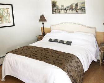 Motel Tracy - Sorel-Tracy - Bedroom