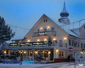 Hotel Wintergarten - Schladming - Gebouw