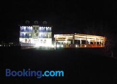 Hotel Marub - Shëngjin - Bygning