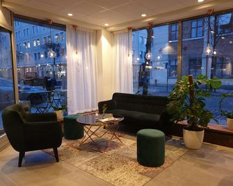 Best Western Plaza Hotel - Eskilstuna - Salónek