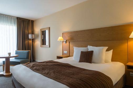 Hôtel Du Golf De L'ailette, The Originals Relais (Qualys-Hotel) - Chamouille - Bedroom