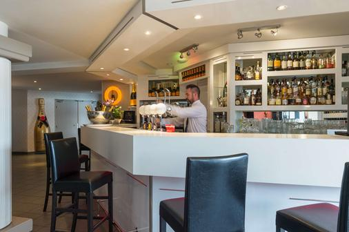 Hôtel Du Golf De L'ailette, The Originals Relais (Qualys-Hotel) - Chamouille - Bar
