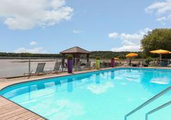 Hôtel Du Golf De L'ailette, The Originals Relais (Qualys-Hotel) - Chamouille - Pool