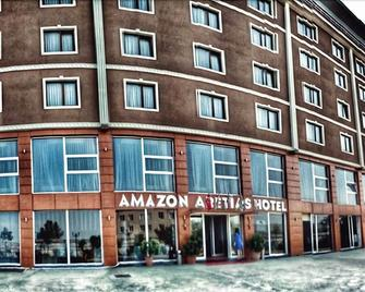 Amazon Aretias Hotel - Giresun - Edificio