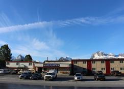 Glacier Hotel - Valdez - Building