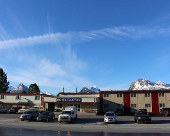 Glacier Hotel - Valdez - Gebouw