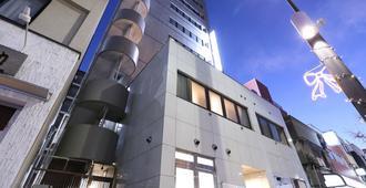 Oak Hotel Edo - Hostel - Tokyo - Building