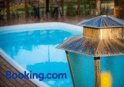 Pousada de Charme Emirados - Ilhabela - Pool