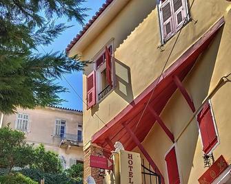 Ilion Hotel Suites - Náfplio - Building