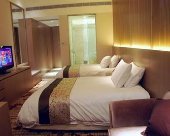 Chalon International Hotel - Jiaxing - Bedroom