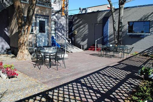 Historic Melrose Hotel - Grand Junction - Patio