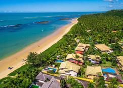 Residence Pé na Areia - Porto Seguro - Praia